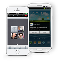 SmartMeet Mobile App