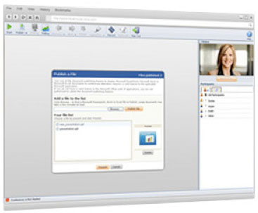IBM LotusLive Desktop Video